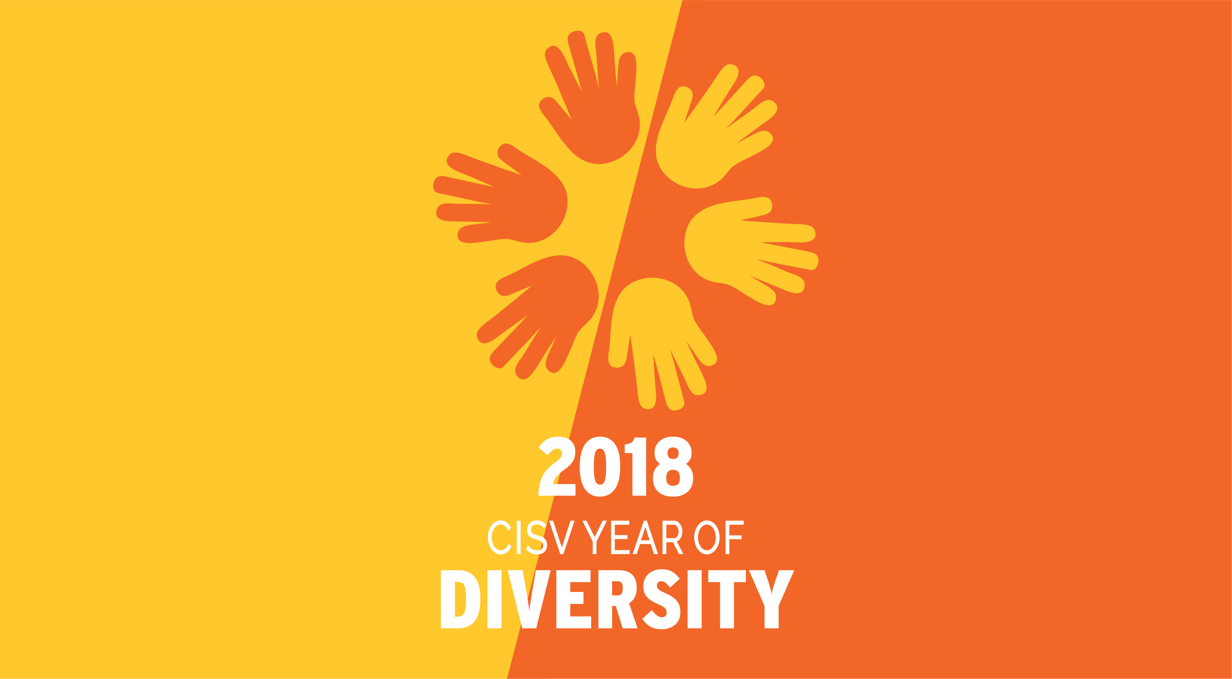 2018 year of diversity
