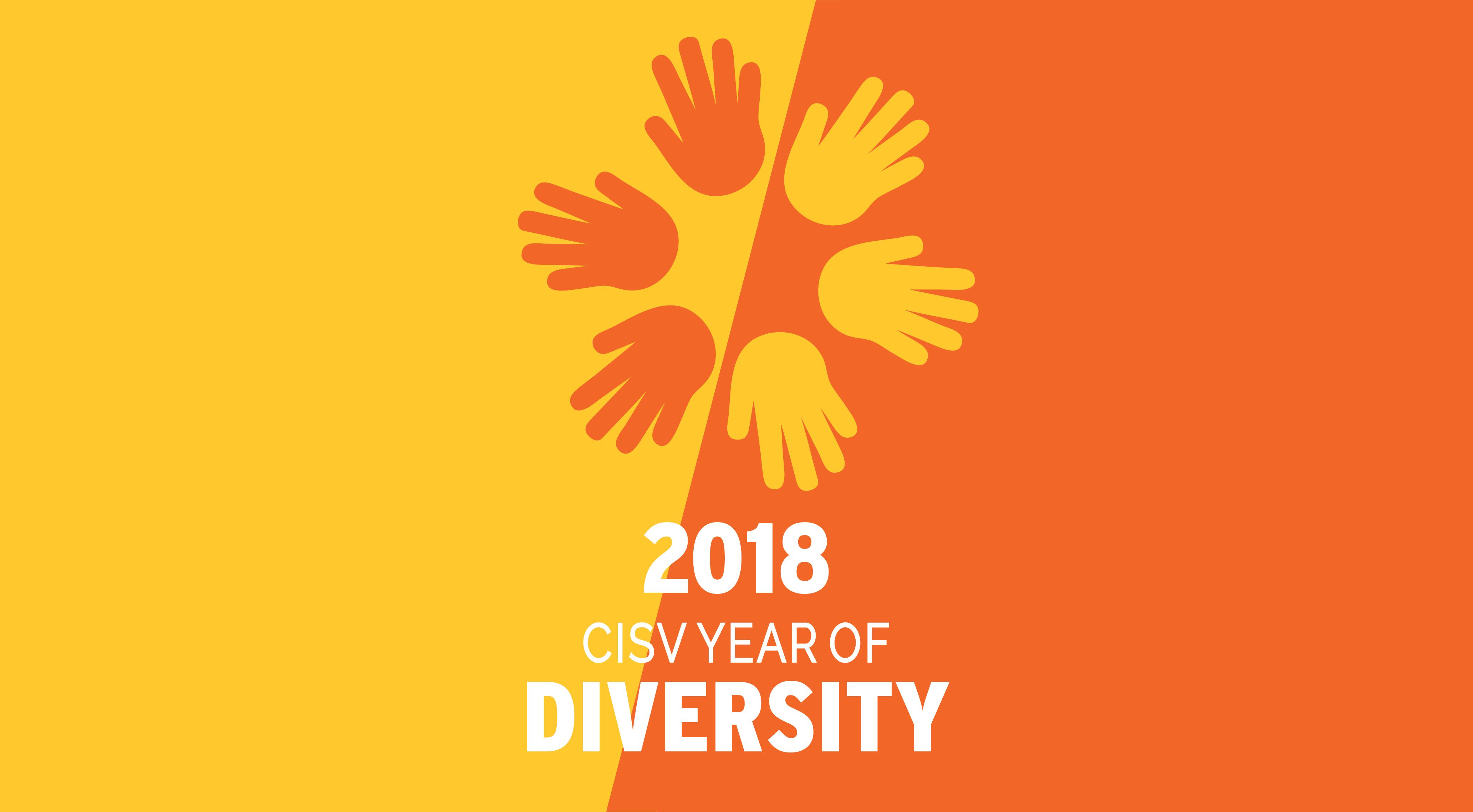 2018 year of diversity