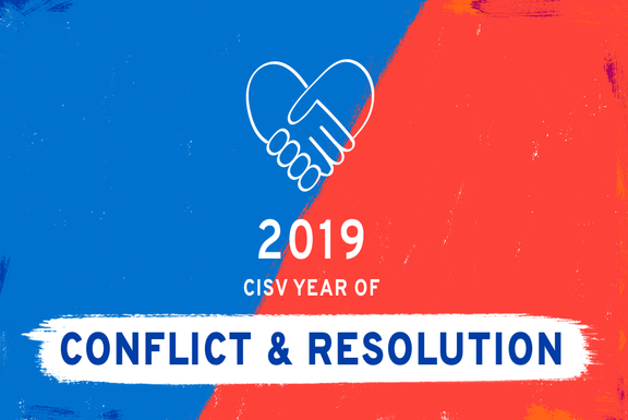 2015 year of conflict and resolution