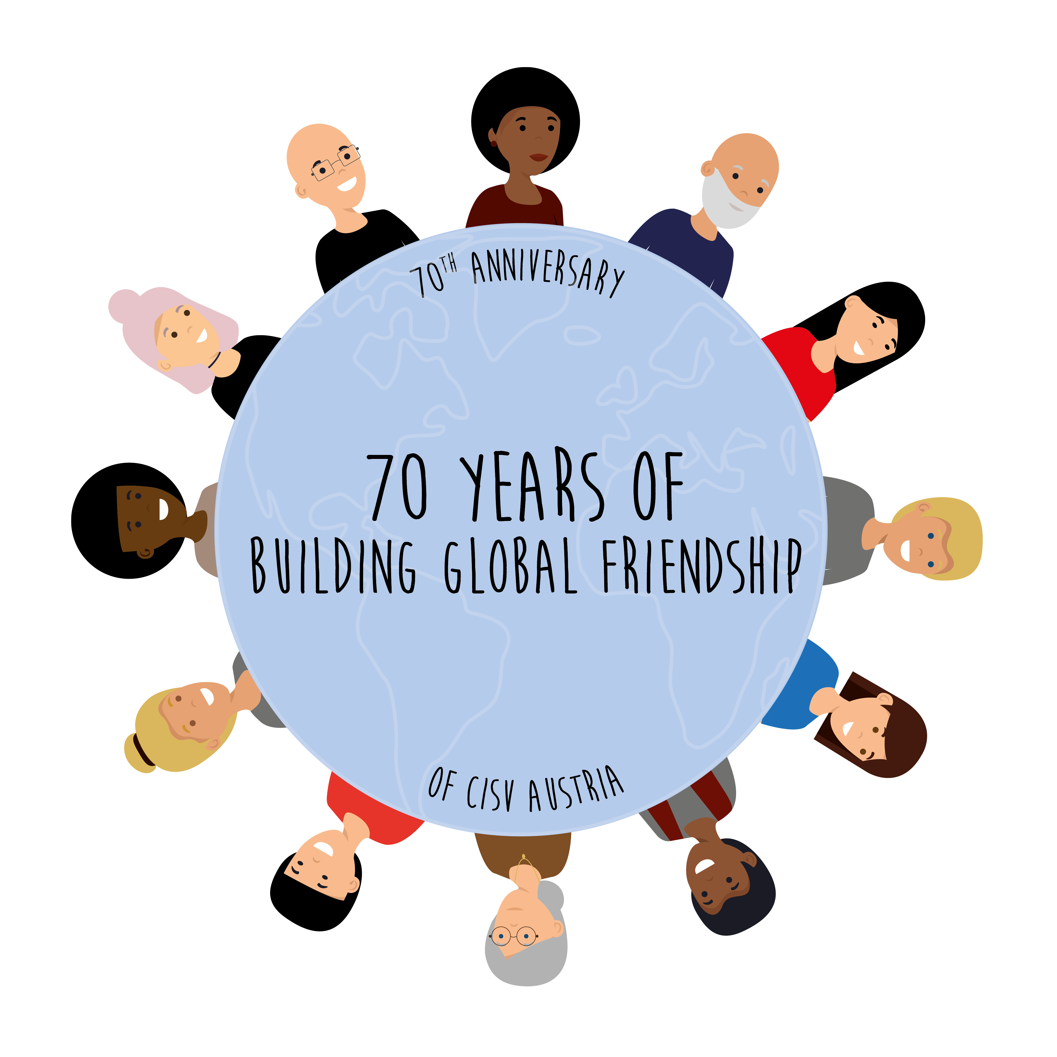 70 Years of Building Global Friendship