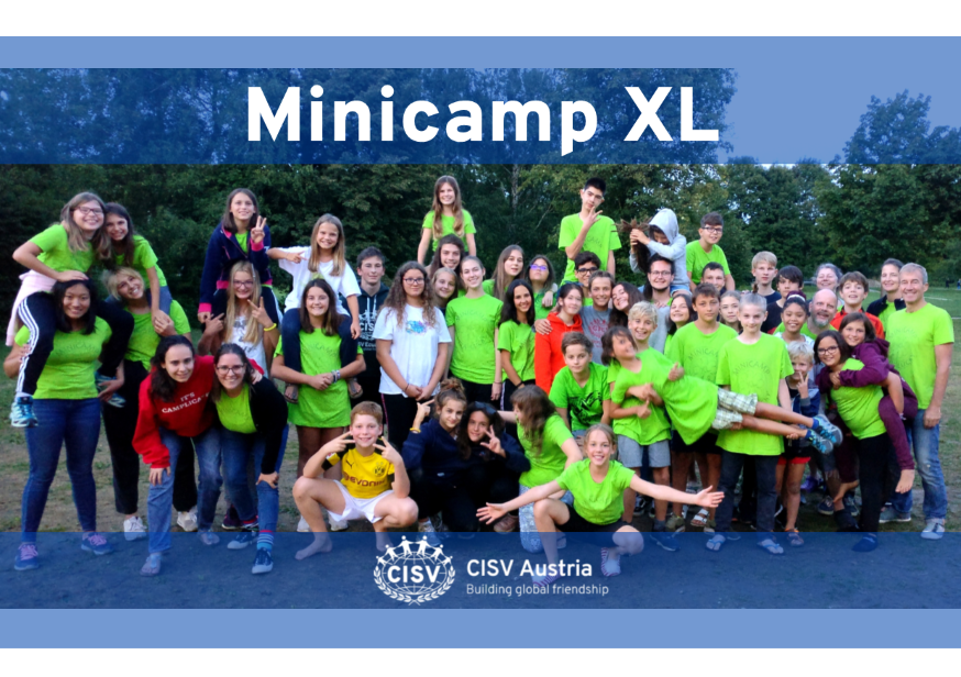 CISV Austria Minicamp XL (für alle Chapter)
