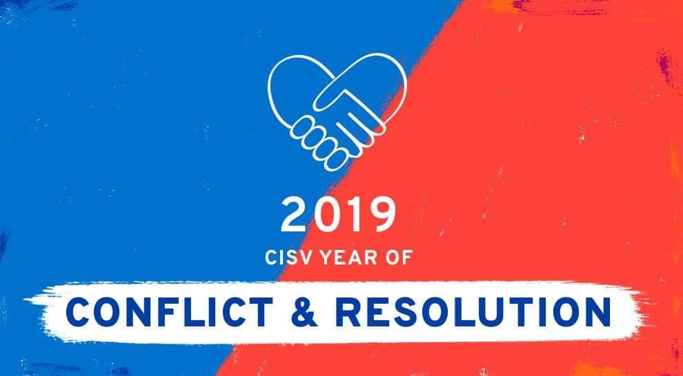2019 year of conflict and resolution