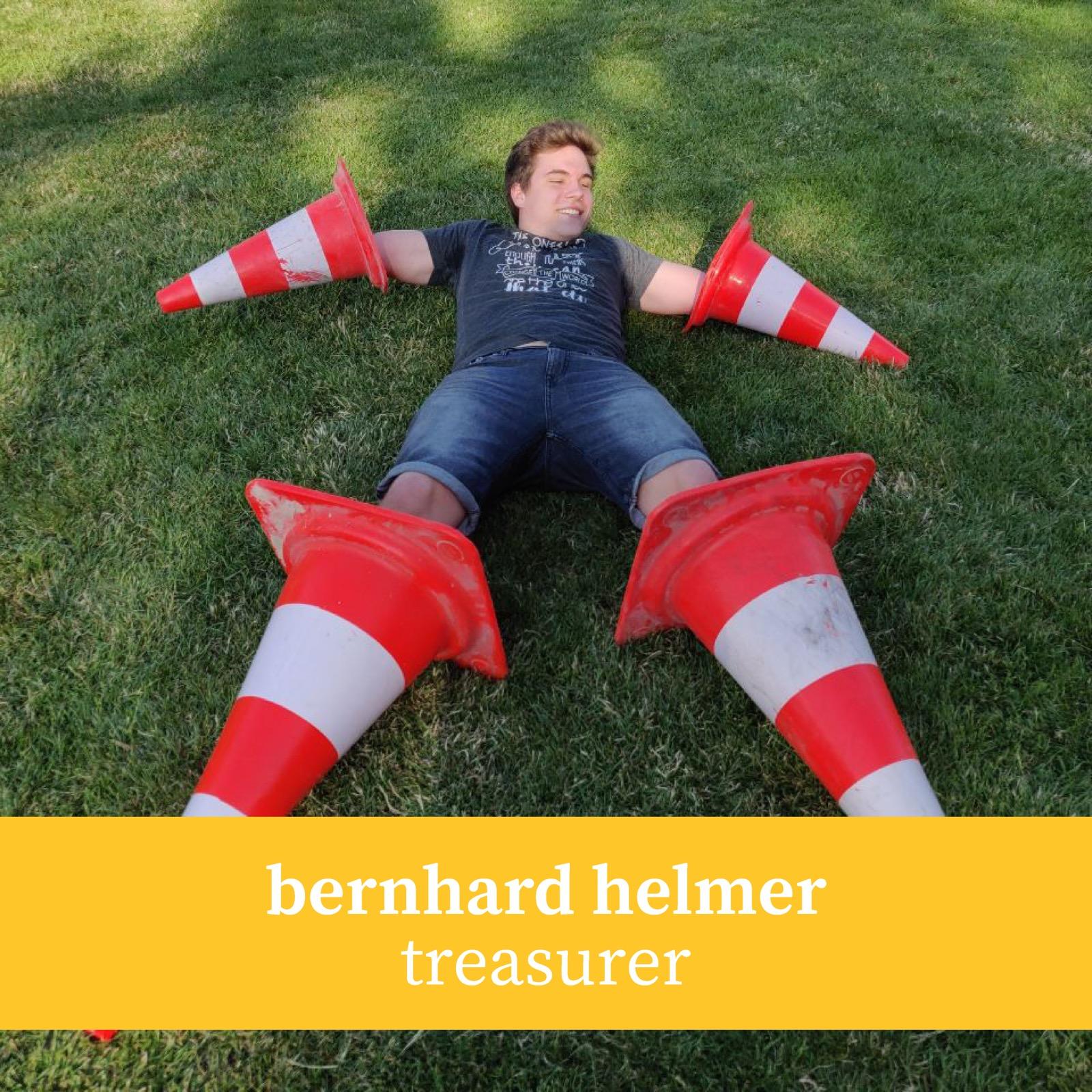 Bernhard Helmer