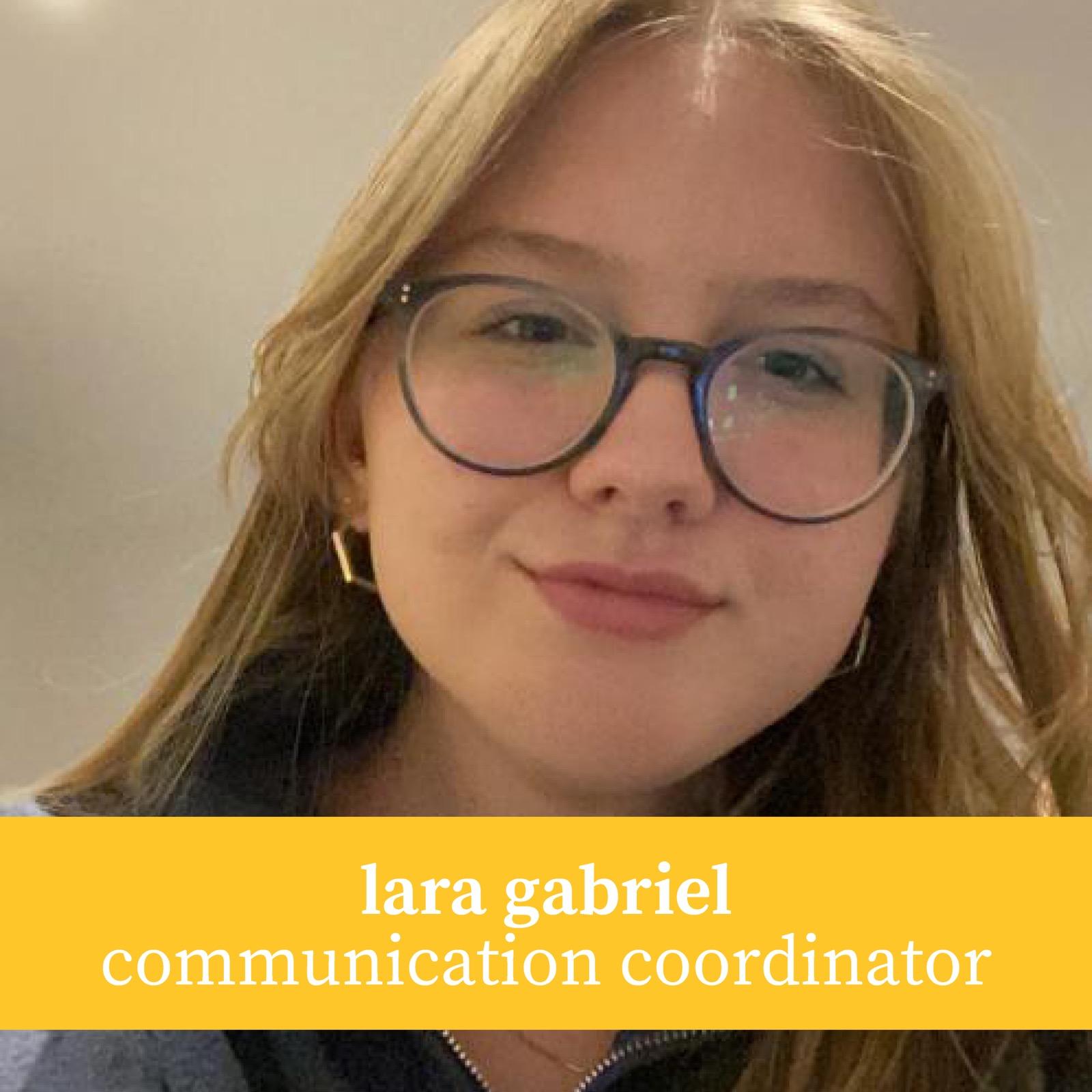 Lara Gabriel