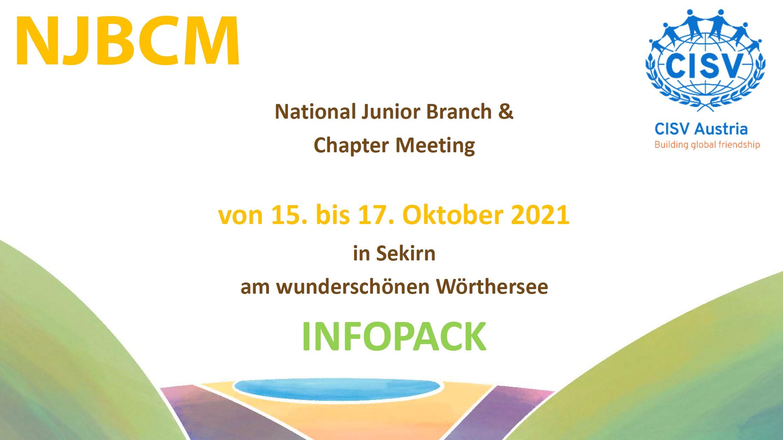 NJBCM - National JB & Chapter Meeting